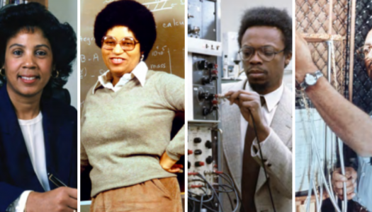 Distinguished African Americans in AT&T History