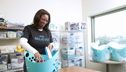 AT&T Employees are Staying #ConnectedTogether