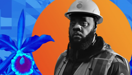 AT&T Technician, Essential Worker and Future Maker Joins #DreamInBlack Campaign